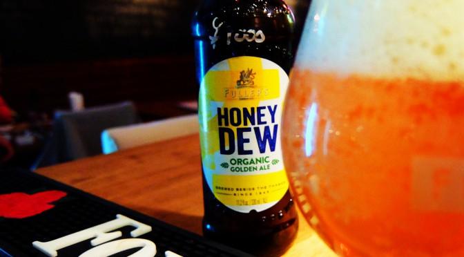 蜂蜜なビール