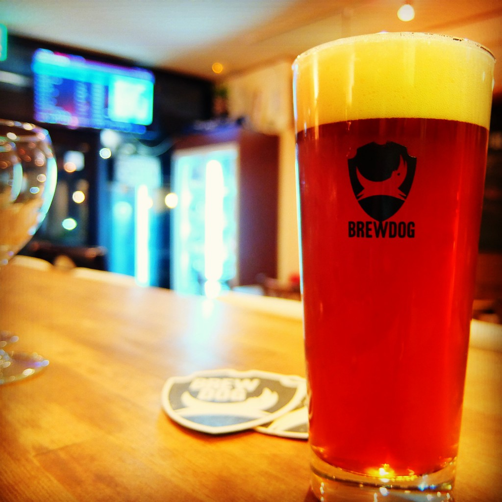 BREWDOG 5AM RED ALE