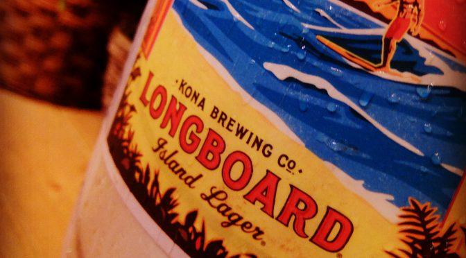 ひとくち飲んでハワイを感じるKONA ロングボード開栓!ベアードはアングリーボーイを開栓!!