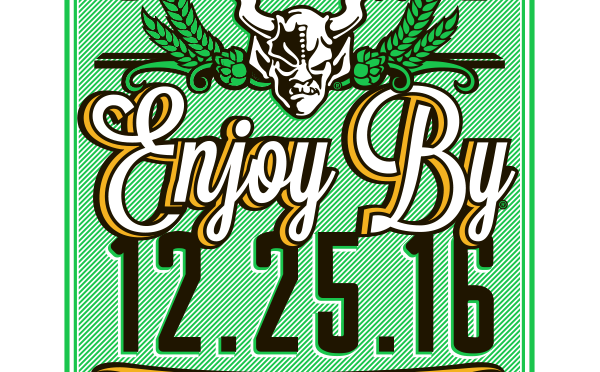 年内最後は無濾過バージョン!幻のビール!Stone Enjoy By 12.25.16 Unfiltered IPA予約開始!!