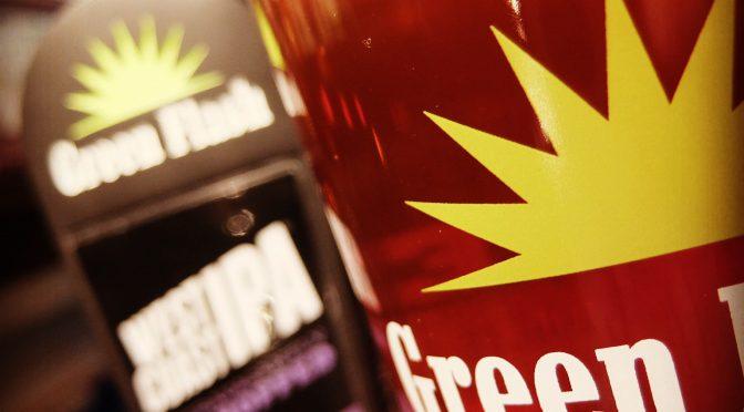 今夜はグリーンフラッシュ ウエストコーストIPAを開栓予定!!