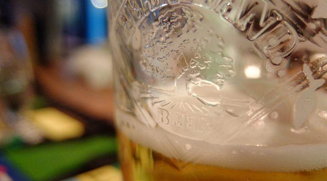 マリンマラソン走って、お疲れビールを飲もう!
