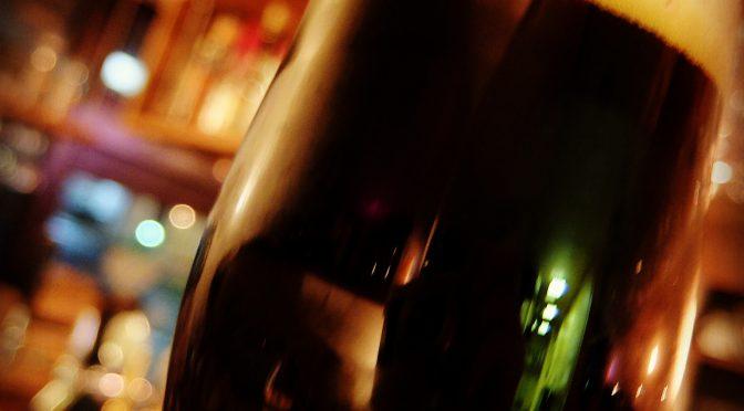 寒い夜こそ! BREWDOG SELF ASSEMBLY POPEが美味しい!