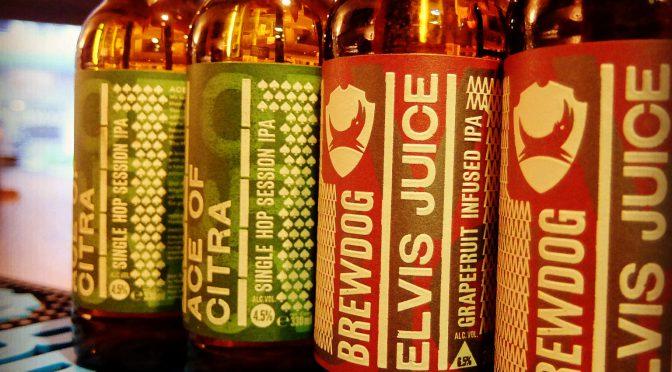 エースオブシトラとエルビスジュースがボトルで入荷!!