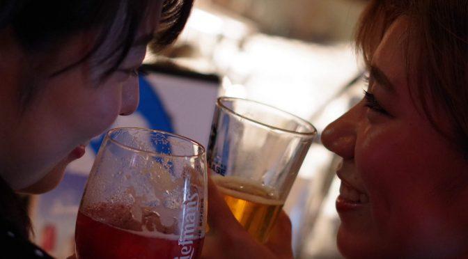 定休日あけ!夜はビール飲んでリフレッシュしてください!