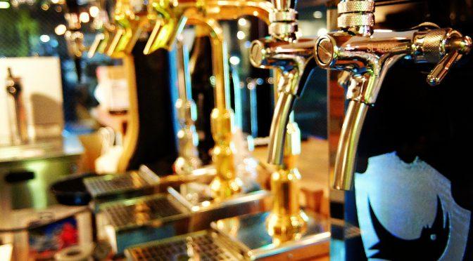 2タップサーバ増設で8種類の樽生ビールが提供可能に!