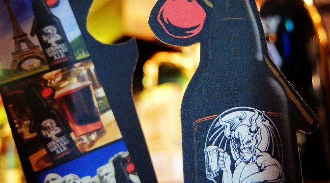 バーボン樽で熟成されたビールが寒い夜にぴったり!バーボンバレルエイジド アロガントバスタード開栓!!