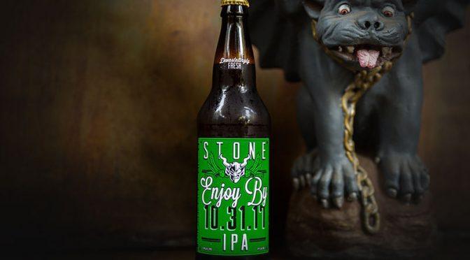 今年も入荷決定!!幻のビール!Stone Enjoy By 10.31.17 IPA(ボトル)予約開始!!