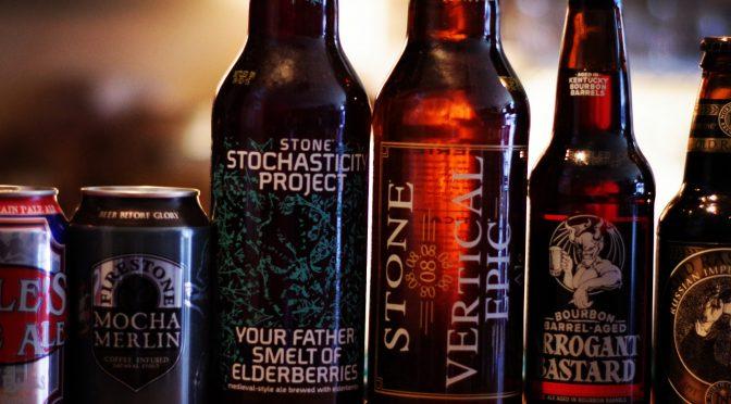 ボトルビールも続々入荷してますよー!!