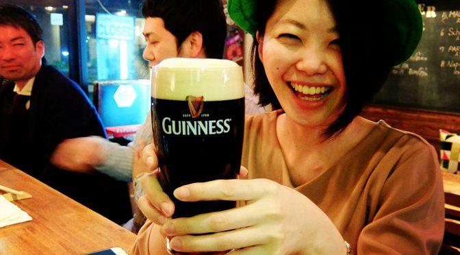 Happy GUINNESSフォトキャンペーン終了!そして今夜は打ち抜き連発の予感!!