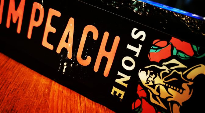 どちらも激レア!Stone I'm PeachとBrewdog Eight-Bitが開栓!!