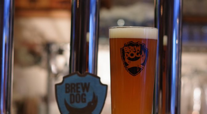 BREWDOG Native Son開栓!!