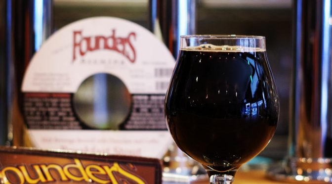 Founders Breakfast Stout開栓!!平日限定メニューは第10弾スタート!!
