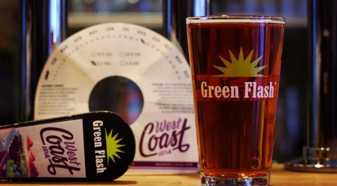 Green Flash West Coast IPAと久々のBREWDOG Elvis Juiceが開栓!!