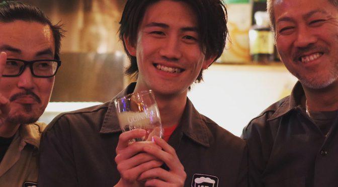 BREWDOG Elvis Juice開栓!!