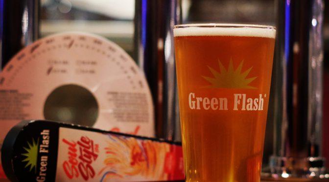 Green Flash Soul Style IPAが開栓!!