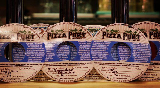 本日Pizza Port タップテイクオーバー開催!!