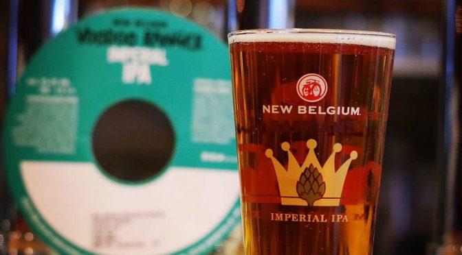 New Belgium Voodoo Ranger Imperial IPA開栓!平日限定メニューは第26弾!!