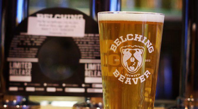 Belching Beaver Dia De Los DeftonesとRevision Tahoe Hazeが開栓!!
