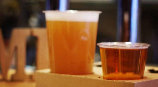 本日フードなしビールのみで19時まで!