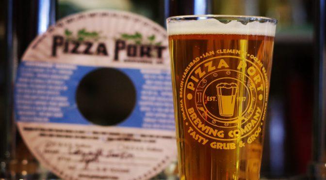 本日16時OPEN!!Pizza Port Sidewalk Surfin'など3樽新規開栓!!