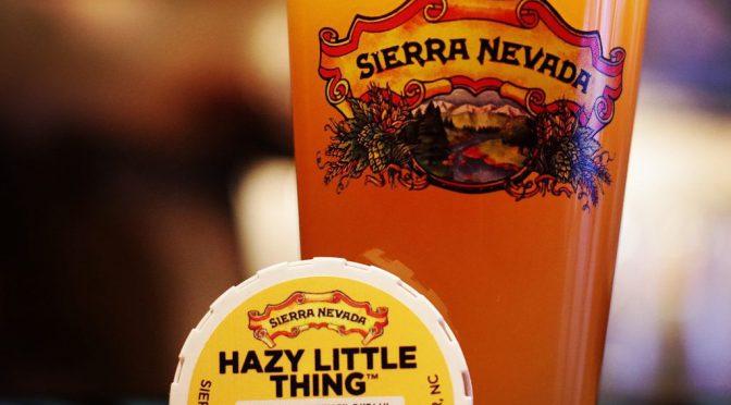 Sierra Nevada Hazy Little Thing IPAとBREWDOG Elvis Juice開栓!!