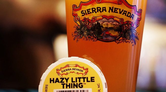 Sierra Nevada Hazy Little Thing IPA開栓!!