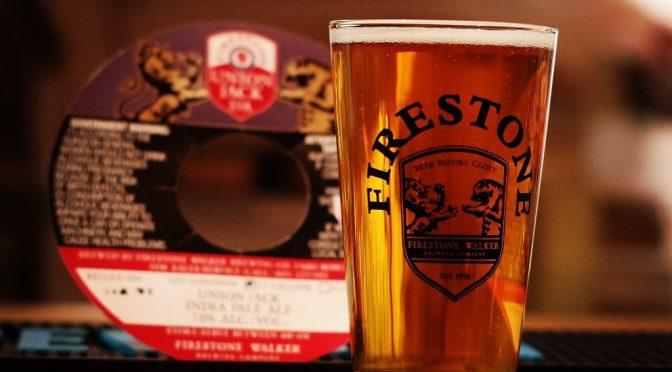 Firestone Walker Union Jack IPA開栓!!