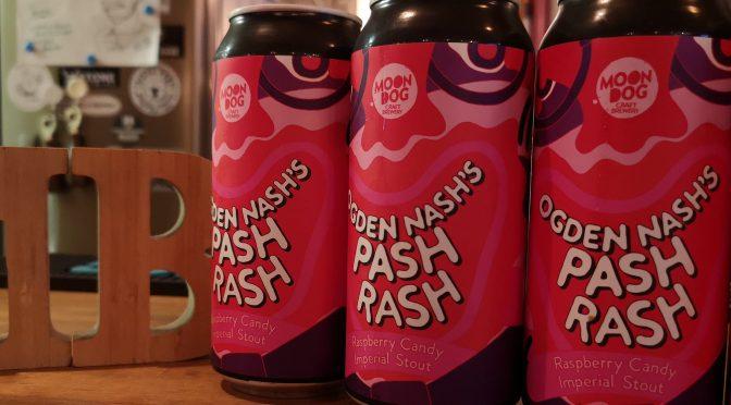 Moon Dog Ogden Nash's Pash Rash入荷してます