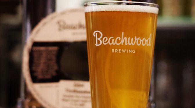 Beachwood Thrillseekerと伊勢角屋麦酒 ねこにひき開栓!
