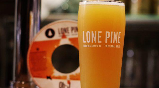 Lone Pine Oh-JとFirestone Walker Union Jackが開栓!!