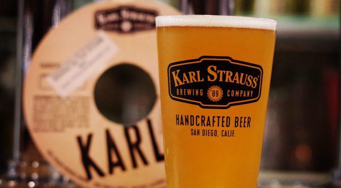 15時Open!Karl Strauss Riders on the Storm開栓!!