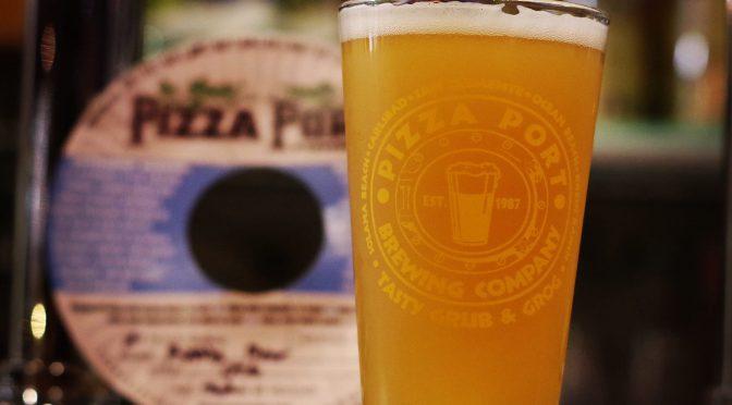 15時Open!Pizza Port Rippin' Bear開栓!!